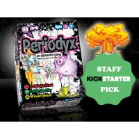Periodyx: An Elemental Card Game
