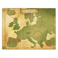 Eight-Minute Empire: Europe Board