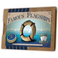 Famous Flagships: The World's Smallest Yacht Racing Game