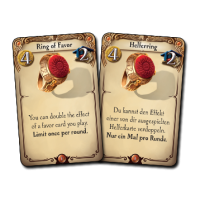 Alchemists: Ring of Favor Promo Card