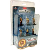 Dungeons & Dragons: Attack Wing – Sun Elf Troop Expansion Pack