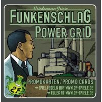 Power Grid: BGG Promo Card Set