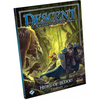 Descent: Journeys in the Dark Second Edition - Heirs of Blood