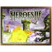 Heroes of Might & Magic IV - the board ccg game