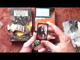 Arkham Horror: The Black Goat of the Woods Unboxing (распаковка))