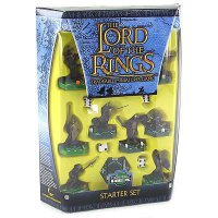 Lord of the rings combat hex tradeable miniatures game