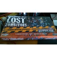 Zombicide Box of Zombies Set 7 Lost Zombivors