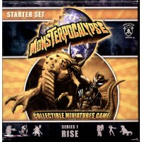 Monsterpocalypse Battle Miniatures Game