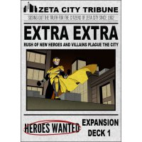 Heroes Wanted: Extra Extra Expansion