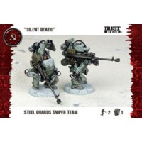 Dust Tactics: SSU Steel Guard Sniper Team