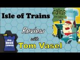 Dice Tower Reviews: Isle of Trains