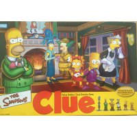 Clue: the Simpsons