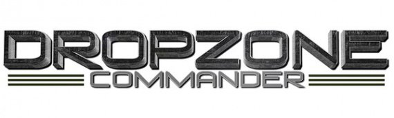 Логотип варгейма DropZone Commander