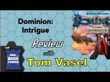 Dominion Intrigue Review - with Tom Vasel