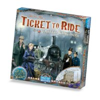 Ticket to Ride Map Collection: Volume 5 – UK/Pennsylvania
