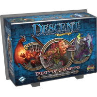 Descent: Journeys in the Dark Second Edition - Treaty of Champions