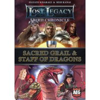 Lost Legacy: Third Chronicle — Sacred Grail & Staff of Dragons