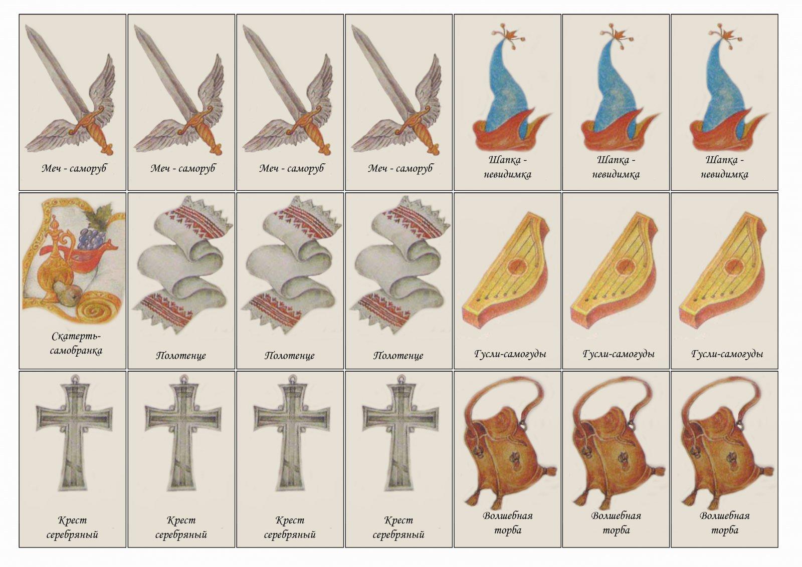 таблица менделеева карточки для печати