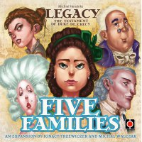 Legacy: The Testament of Duke de Crecy — Five Families