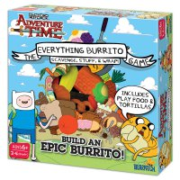 Adventure Time Everything Burrito Game