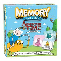 Adventure Time Memory Challenge Game