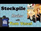 Stockpile Review - with Tom Vasel