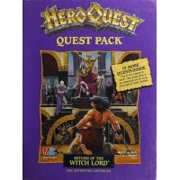 HeroQuest: Return of the Witch Lord