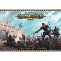 Codename Iron Scorpion Two Player Battle Box