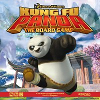 Kung Fu Panda The Boardgame
