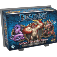 Descent: Journeys in the Dark Second Edition - Stewards of the Secret