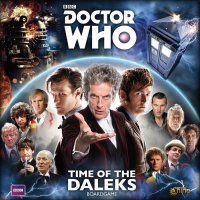 Doctor Who: Time of the Daleks — A Web of Time Game