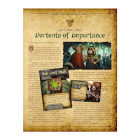 Mice and Mystics Lost Chapter: Portents of Importance