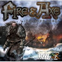 Fire & Axe: A Viking Saga (3rd Edition)