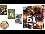 51st State: Master Set — overview at Spielwarenmesse 2016