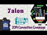 Dice Tower Convention 2014 Coverage: Talon