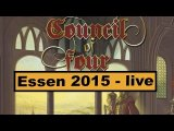 Hunter & Cron Livestream SPIEL 2015 Subscribe