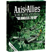 The Axis & Allies Air Force Miniatures