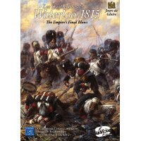 Les Quatre-Bras & Waterloo 1815: The Empire's Final Blows