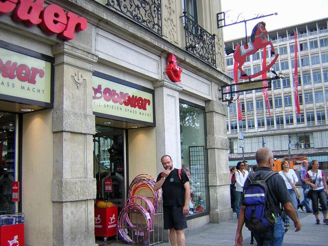 Obletter в Мюнхене