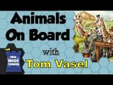 Dice Tower Reviews: Animals on Board