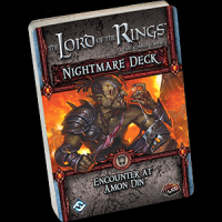 The Lord of the Rings: The Card Game – Nightmare Deck: Encounter at Amon Dîn