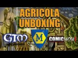 Component Overview for Mayfair's Agricola