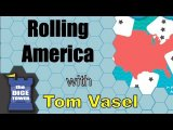 Rolling America Review - with Tom Vasel