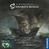 Legends of Andor: Journey to the North – Die Rückkehr der Schwarzen Kogge