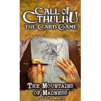 Call of Cthulhu LCG - The Mountains of Madness Asylum Pack