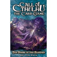 Call of Cthulhu LCG - Spawn of the Sleeper Asylum Pack