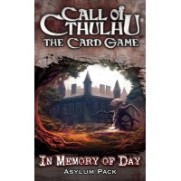 Call of Cthulhu LCG - In Memory of Day Asylum Pack