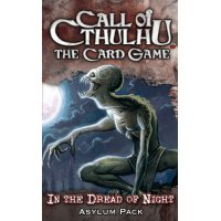 Call of Cthulhu LCG - In the Dread of Night Asylum Pack