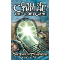 Call of Cthulhu LCG - The Path to Y'ha-nthlei Asylum pack