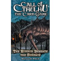 Call of Cthulhu LCG - The Horror Beneath the Surface Asylum Pack